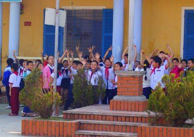 Enfants Ecole Vietnam