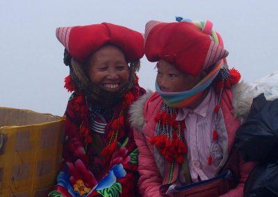Femmes Dao Sapa Vietnam