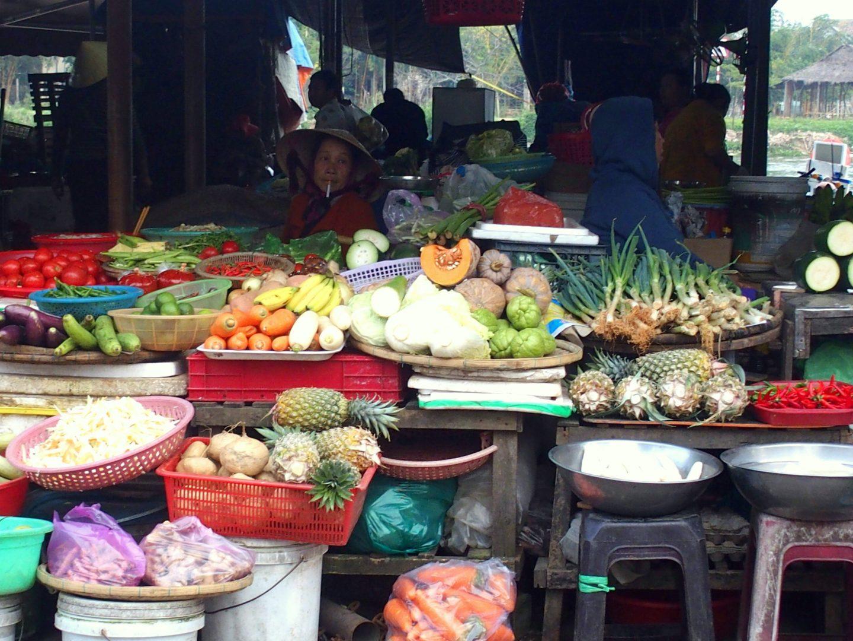 Marché Hoï An Vietnam