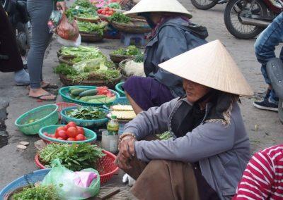 Marché de jour Hoï An Vietnam