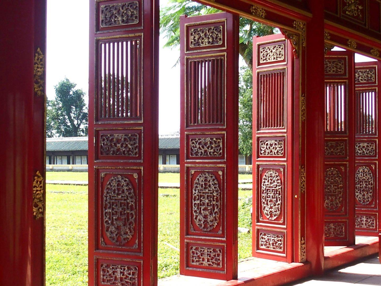 Portes cité impériale Hué Vietnam