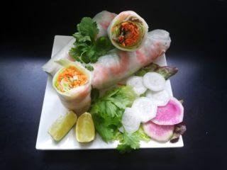 Rouleaux de printemps aux crevettes – Vietnam