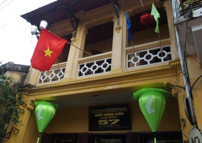 Restaurant boutique Hoï An Vietnam
