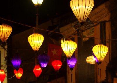 Rue Hoï An Vietnam