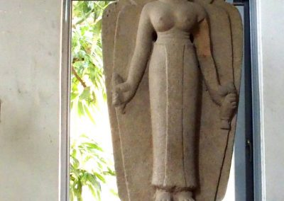 Statue femme Danang Vietnam