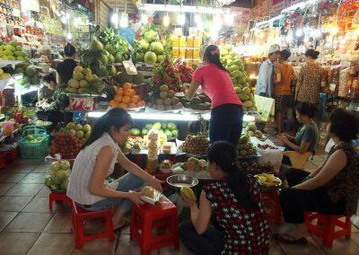 Marché Hanoï Vietnam
