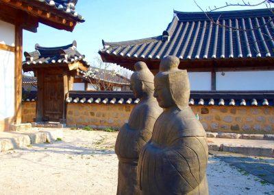 Ambiance zen Corée du sud