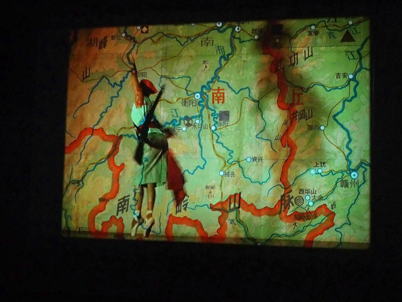 Animation video Musée Art contemporain Seoul Corée du sud