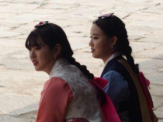 Traditions, civilité et beauté à Séoul en Corée du sud