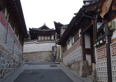 Hanok, maisons traditionnelles Corée du sud