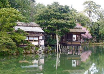Jardin Tokyo Japon