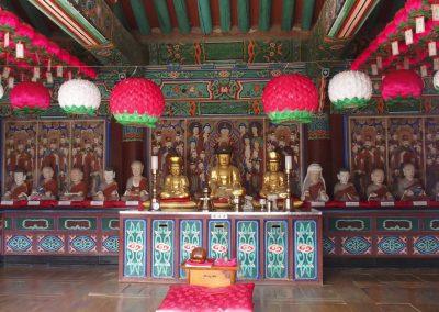 Temple Jeju Corée du sud
