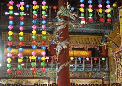 Temple Yakchunsa Jeju Corée du sud