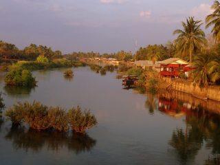 Slow-life à Don Khon dans les 4000 îles