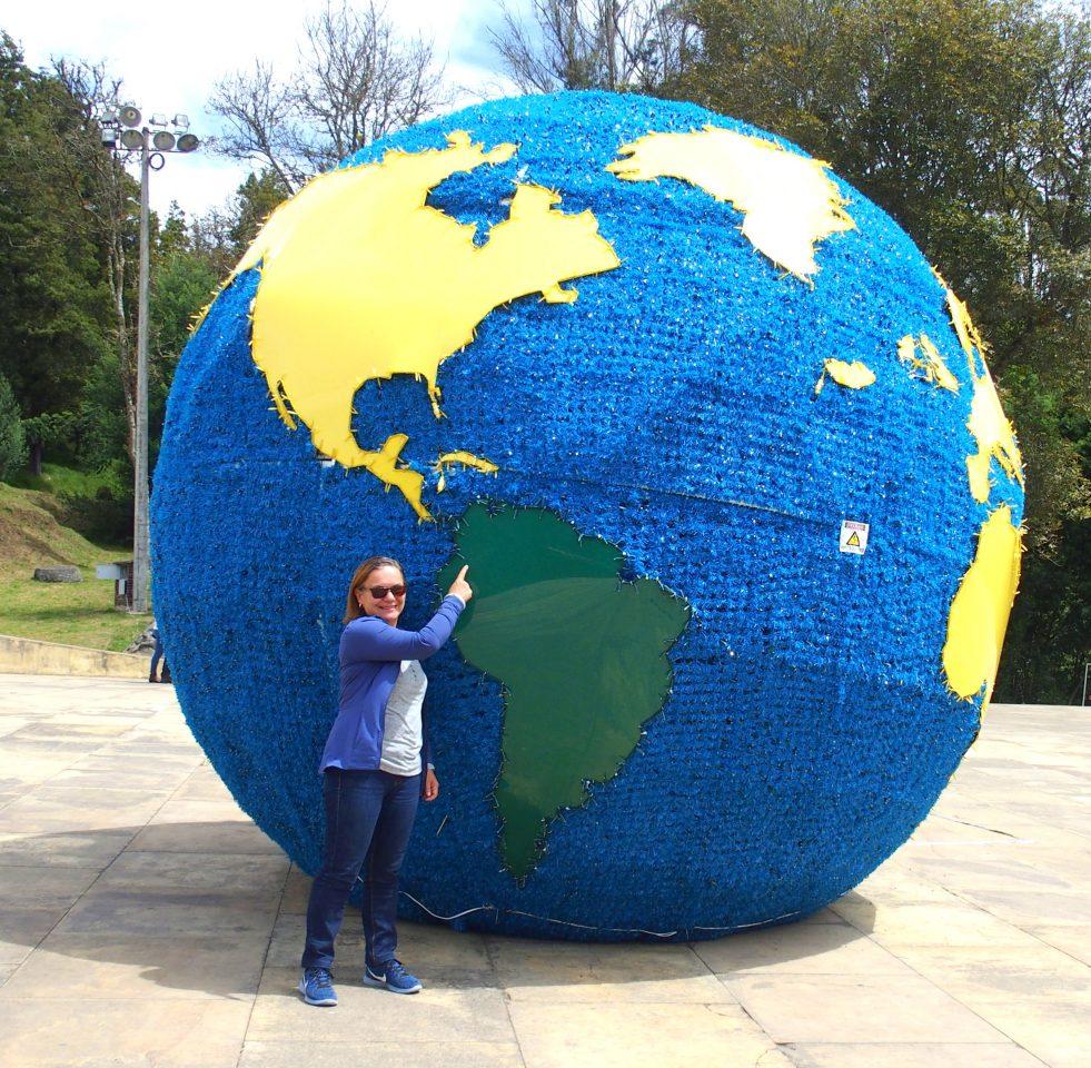 Destination Amérique du sud