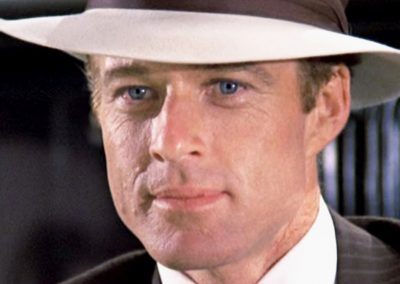 Robert Redford et son Panama