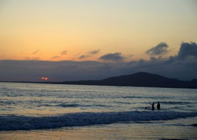 Douce soirée-Galapagos