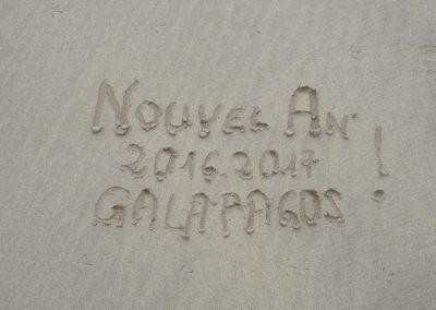 Noel aux Iles Galapagos