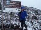 A 5100 mètres sur le volcan Chimborazo - Equateur
