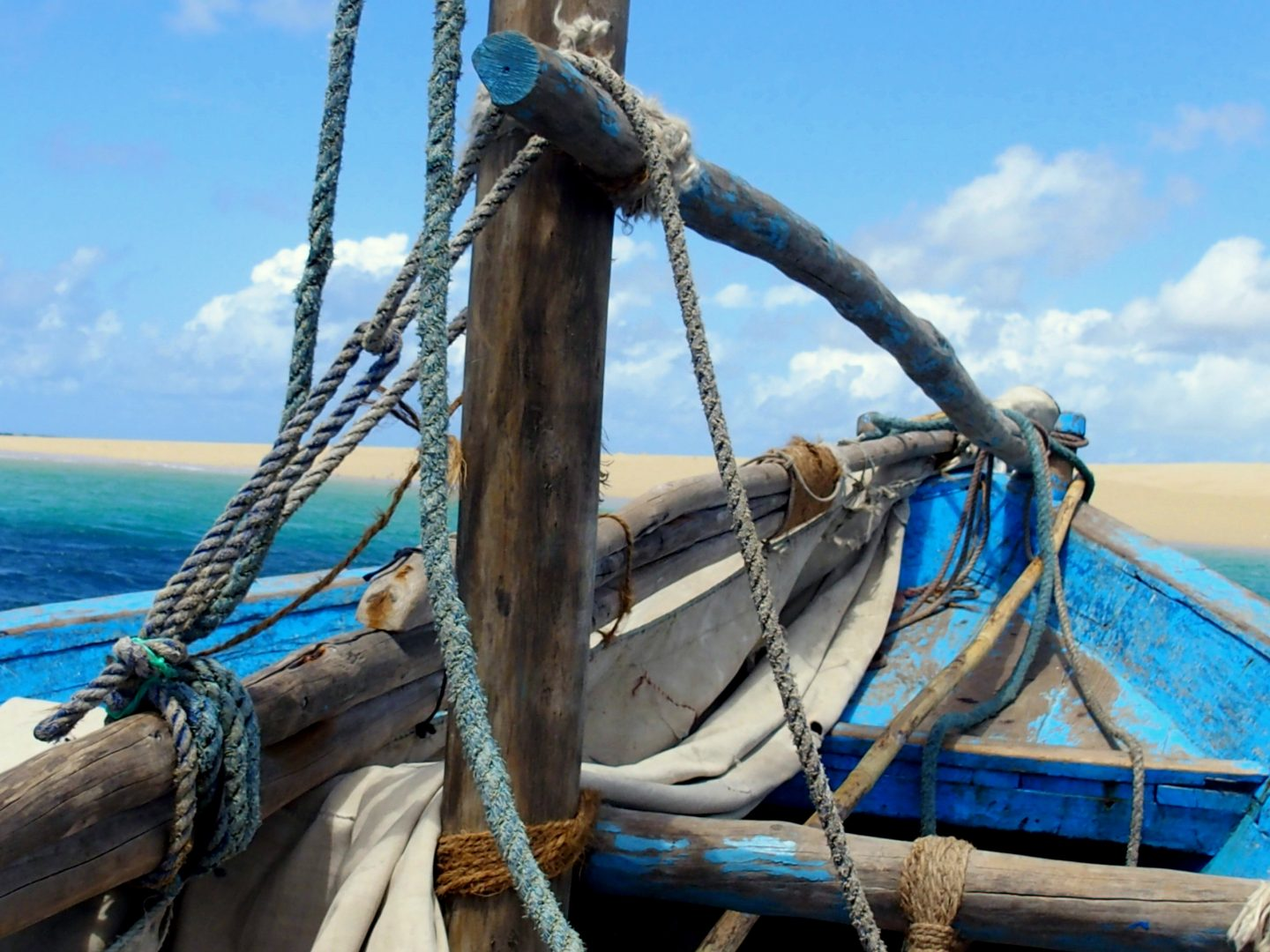 Dhow Ibo - Mozambique