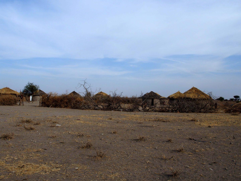 Boma Massaï Tanzanie