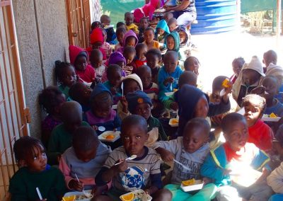 Bon appétit Katutura Namibie