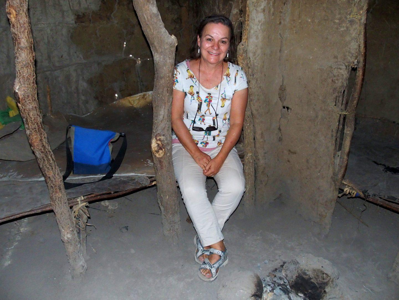 Chez une famille Massaï Tanzanie