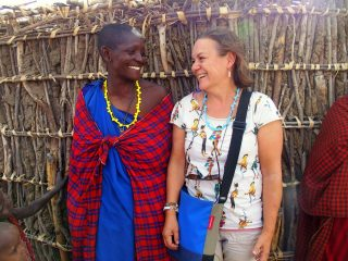Rencontres dans un village Masaï en Tanzanie