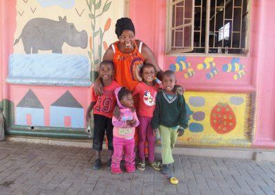 Jardin d'enfants Katutura Namibie