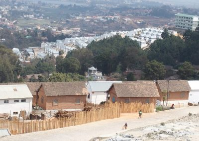 Maisons d'Amakasoa Madagascar