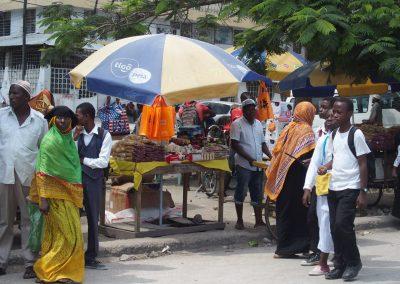 Marché Stone Town Zanzibar