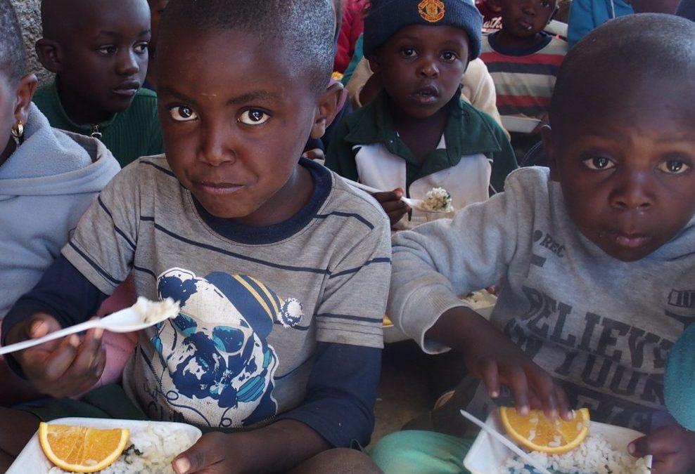 L'association HISA et les enfants de Katutura en Namibie