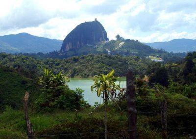Penon de Guatape Colombie