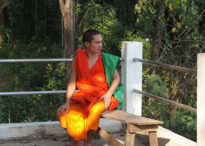 Phone songeur Luang Prabang Laos