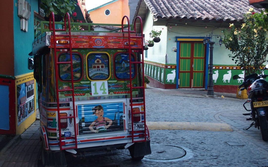 Carnet de voyage en Colombie