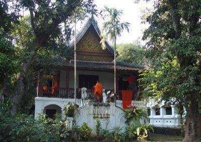 Temple caché Luang Prabang Laos