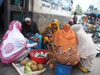 Marchés en Tanzanie