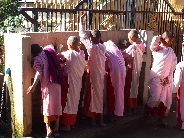Ecole Mandalay Birmanie
