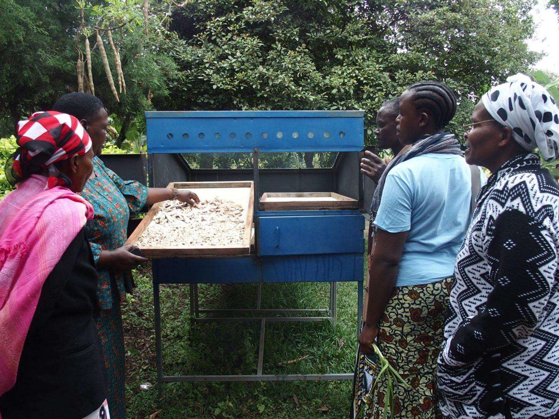 Four solaire Ngurdoto Tanzanie