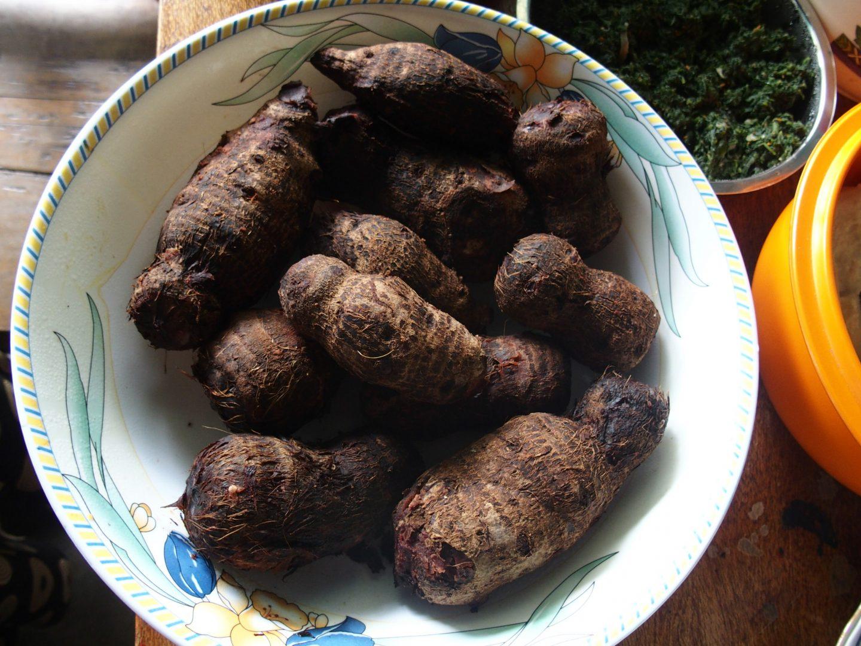 Légumes Tanzanie