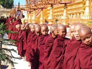En prendre plein la vue à Bagan en Birmanie