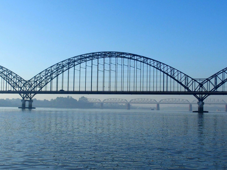 Pont Sagaing Birmanie