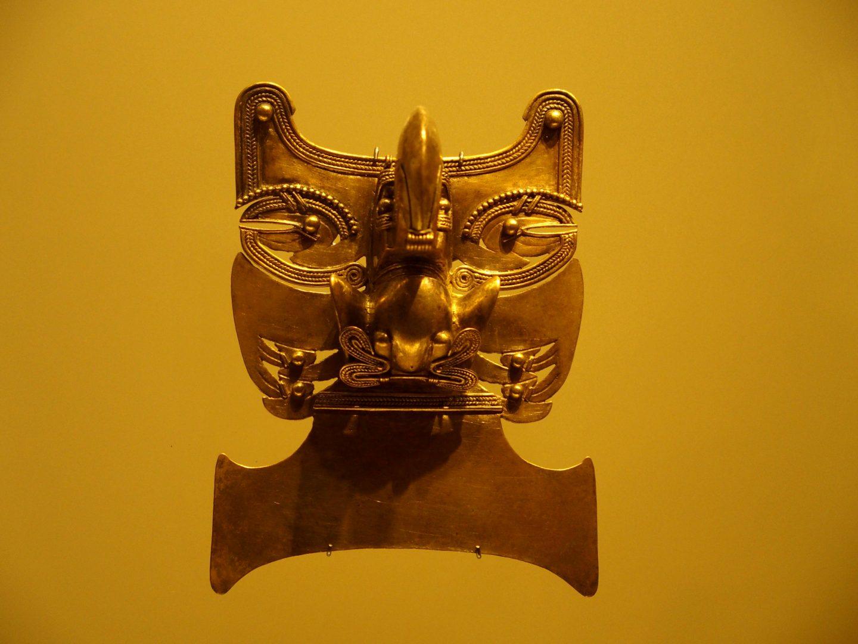Pièce 2 Musée de l'Or Bogota