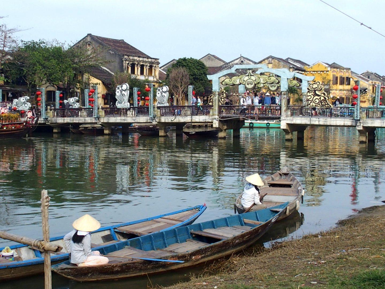 Pont Hoï An Vietnam