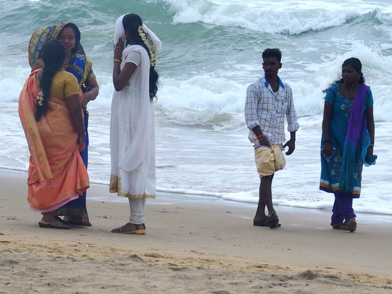 Beauté vêtements indiens Kerala Inde