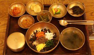 Recette du bibimbap – Corée du sud
