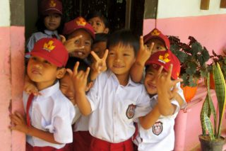 Rencontres avec la population locale à Sulawesi