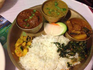 Dal Bhat – Népal et Inde