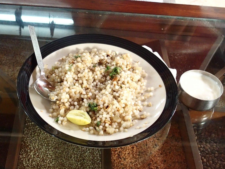 Déjeuner Nadvanya Organic Food New Delhi Inde
