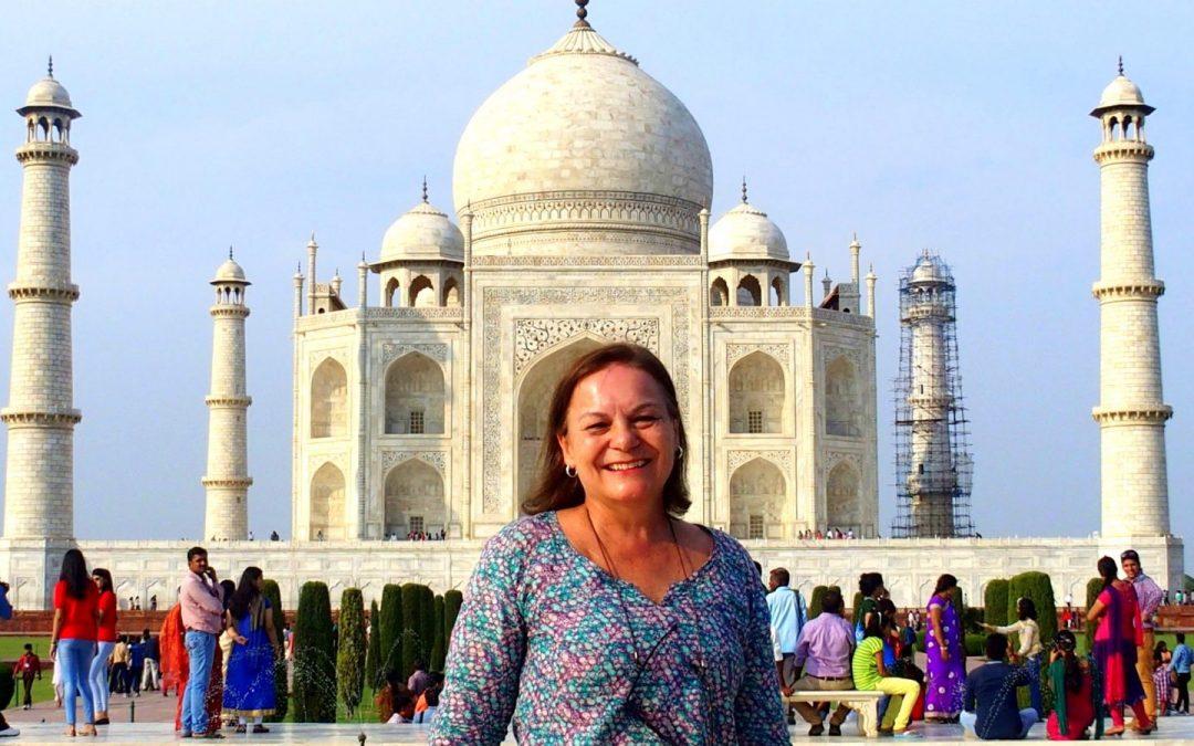 Visite guidée du Taj Mahal à Agra en Inde du nord